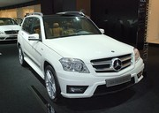 Mercedes GLK BlueEFFICIENCY
