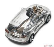 Volkswagen confirme l'arrivée du Touareg hybride
