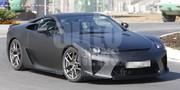 Lexus LF-A : tornade nippone