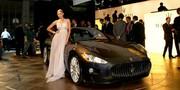 Les voitures de luxe de Francfort en vidéo