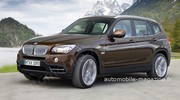 BMW X3 2010 : Montée en gamme