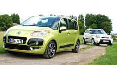 Essai Citroën C3 Picasso 1.6 HDi 110 ch vs Kia Soul 1.6 CRDi 128 ch : Les nouveaux conquérants