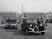 Une Croisière Citroën sur les traces de 90 ans de véhicules mythiques