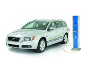 Volvo confirme la sortie d'une hybride rechargeable en 2012