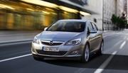 Prix Opel Astra 4 : Des tarifs agressifs