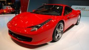 Ferrari 458 Italia : il y aura une version spider
