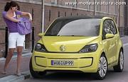 Volkswagen E-Up! et Hyundai i10 électrique, prototypes d'électriques à bon prix
