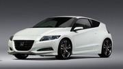 1ères photos du Honda CRZ Concept 2009