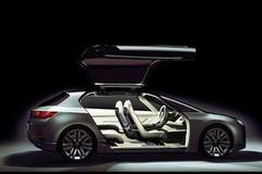 Subaru Concept Tourer hybride : Premières infos, premières photos