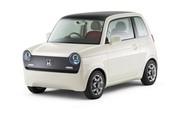 Honda EV-N Concept : Néo-rétro électro