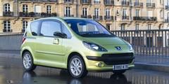Citroën C2, Peugeot 1007 : le débarquement