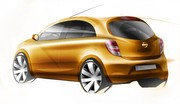 Future compacte Nissan