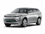 Mitsubishi PX-MIEV : Patchwork hybride