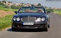 Essai Bentley Continental GTC Speed : Le salon en plein air