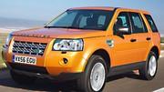 Land Rover Freelander : le projet d'une version 7 places suspendu