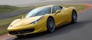 Prix Ferrari 458 Italia : Un rêve facturé 194.828€
