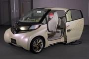 Concept Toyota FT-EV II : Le projet d'iQ électrique