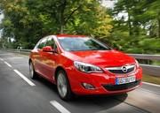 Essai Opel Astra 1.4 Turbo : Sur les traces de l'Insignia