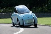Nissan Land Glider : biplace électrique
