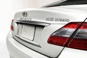 La M35, première hybride d'Infiniti, sera commercialisée en 2011