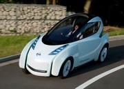 Nissan Land Glider Concept : La voiture des motards