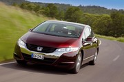 Honda FCX Clarity en Europe
