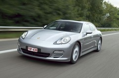 Essai Porsche Panamera 4S