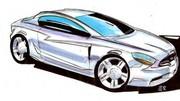 Subaru : premiers croquis du futur coupé