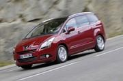 Essai Peugeot 5008 2.0 HDi 150 Premium 7 pl. : Arrivée remarquée