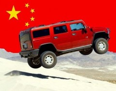 Hummer devient chinois