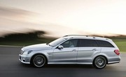 Mercedes Classe E AMG : Un break qui déménage !