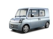 Daihatsu Deca Deca : Concept minispace