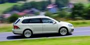 Essai Volkswagen Golf SW 1.6 TDI