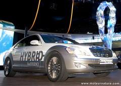 Mercedes Vision S 500 Plug-in HYBRID : un concept excitant pour dans 3/4 ans