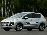 Peugeot 3008 hybride rechargeable : 2 litres aux 100