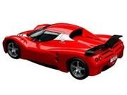 Supasse-V : la supercar japonaise qui mélange Lotus et Mazda