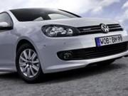 99 grammes de CO2 pour la véritable Golf VI BlueMotion