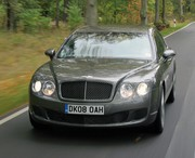 Essai Bentley Continental Flying Spur Speed : Time is Money