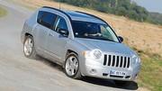 Essai Jeep Compass 2.0 CRD 140 ch