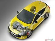 Nouvelle Megane RS : tous les détails