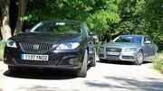 Essai Audi A4 2.0 TDIe 136 ch vs Seat Exeo 2.0 TDI 143 ch : Conflit de générations