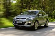 Essai Mazda CX-7 Diesel : Sur la voie de la commercialisation