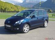 Essai Peugeot 5008