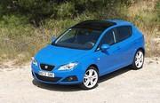 Essai Seat Ibiza 1.6 TDI 90 Sport