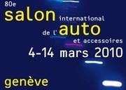 Salon de Genève 2010 : la sortie de crise ?