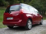 Essai Peugeot 5008 : Retardataire