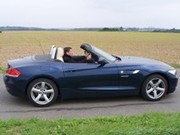 Essai BMW Z4
