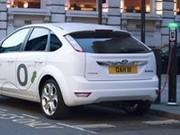 Des Ford Focus électriques sur les routes anglaises dès 2010