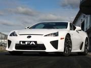 Lexus LFA : enfin la version de série !