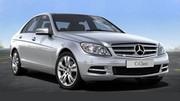 Mercedes Classe C restylée : premières photos